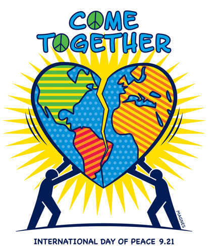 Come Together International Day of Peace